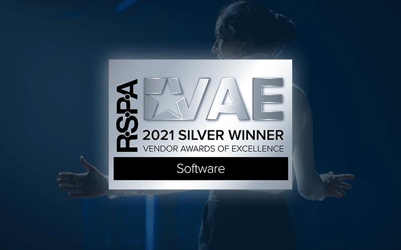 VIGILIX Wins the RSPA Vendor Award of Excellence